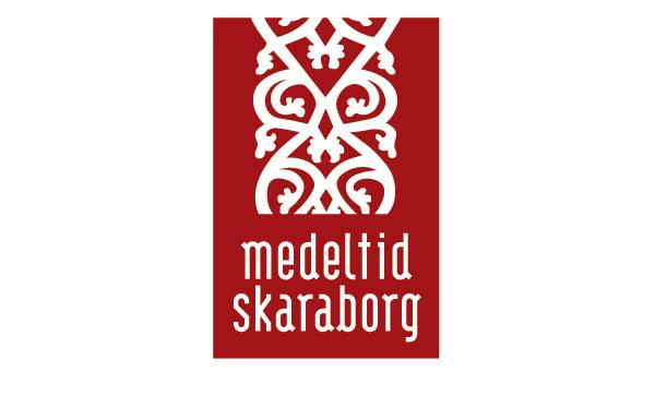 Logotype Medeltid Skaraborg