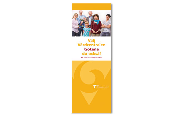 Rollup vårdvalet Primärvården