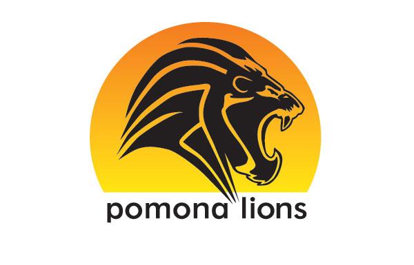 Logotype Pomona Lions