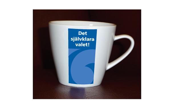 Kaffemugg Primärvården
